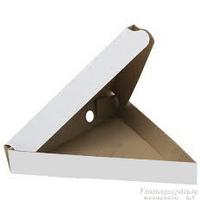 Упаковка для пиццы, треугольная, фото