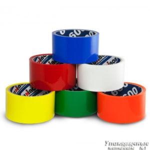Упаковочные клейкие ленты